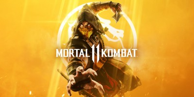 Official Mortal Kombat 11 Cover Art
