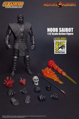 Noob Saibot Action Figure
