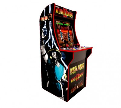 Mortal Kombat Arcade 1UP Cabinet
