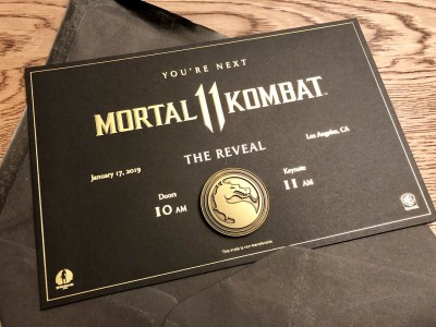 MK11 Community Event Invitation