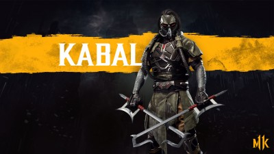 Mortal Kombat 11 Kabal Wallpaper