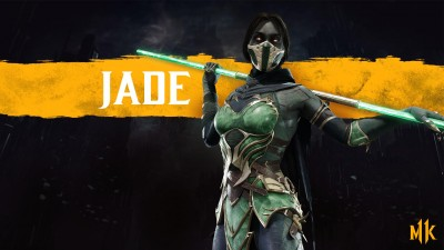 Mortal Kombat 11 Jade Wallpaper