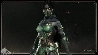 Mortal Kombat Mobile 2.0 MK11 Jade Wallpaper