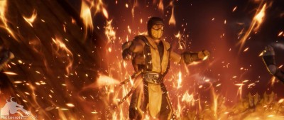 Mortal Kombat 11 Scorpion Story Trailer