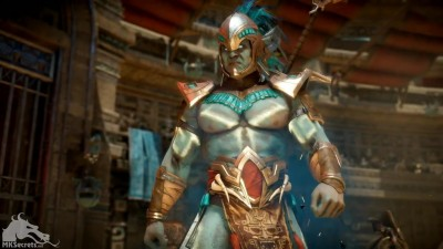 Mortal Kombat 11 Kotal Kahn Screenshot