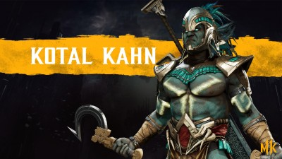 Mortal Kombat 11 Kotal Kahn Wallpaper