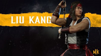 Mortal Kombat 11 Liu Kang Wallpaper