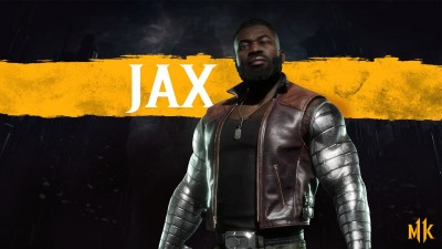 Mortal Kombat 11 Jax Wallpaper