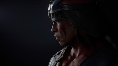 Mortal Kombat 11 Nightwolfs look