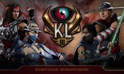 MK11 Kombat League Season 3 Skins