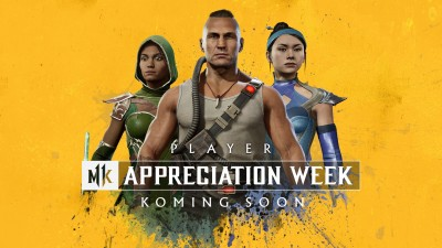 Mortal Kombat 11 Player Appreciation Week