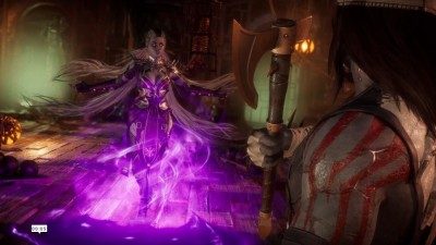 Second Image Of Sindel In MK11