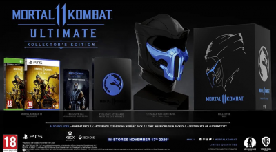 MK11 Ultimate Kollector Edition