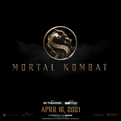 Mortal Kombat 2021 Movie Date