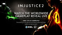 Injustice 2 gameplay footage