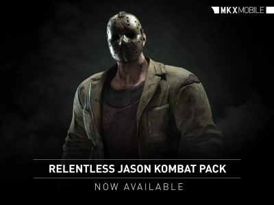 Relentless Jason Voorhees Pack