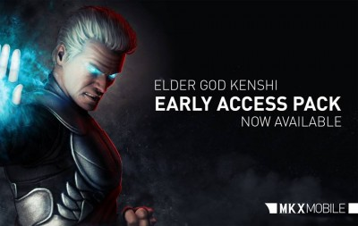 Mortal Kombat X Mobile Elder God Kenshi Early Access Pack