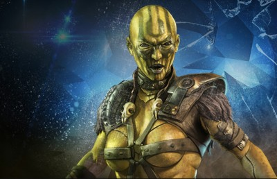 Mortal Kombat X Mobile Wretch DVorah
