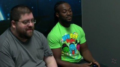16 Bit Versus Kofi Kingston