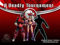 Mortal Kombat: Tournament Edition Wallpapers