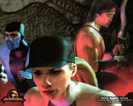 Mortal Kombat 4 Wallpapers