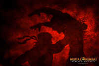 Official Mortal Kombat Wallpaper