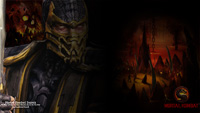 Mortal Kombat 9 (2011) Wallpaper