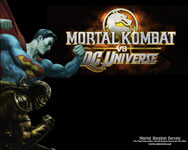 Mortal Kombat VS. DC Universe Wallpapers