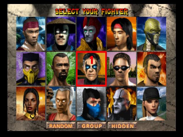 Emulation Nintendo64 Mortal Kombat Secrets