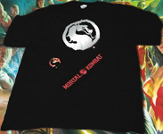 Mortal Kombat VS DCUniverse T-Shirt
