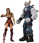 Injustice: Gods Among - Action Figures - Wonder Woman and Solomon Grundy