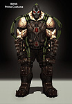 Injustice: Gods Among Us Bane Concept Art