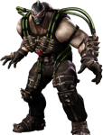 Injustice: Gods Among Us Bane Render