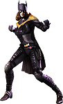 Injustice: Gods Among Us Batgirl Render