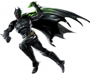 Injustice: Gods Among Us Batman Render