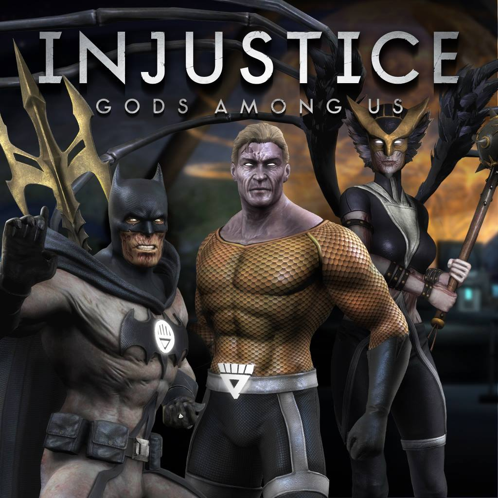 4th DLC Wave: Zod, Blackest Night, New52, Man of Steel, Ea