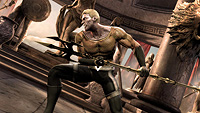 Injustice: Gods Among Us - Blackest Night Aquaman Skin