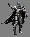 njustice: Gods Among Us Blackest Night DLC Batman Render