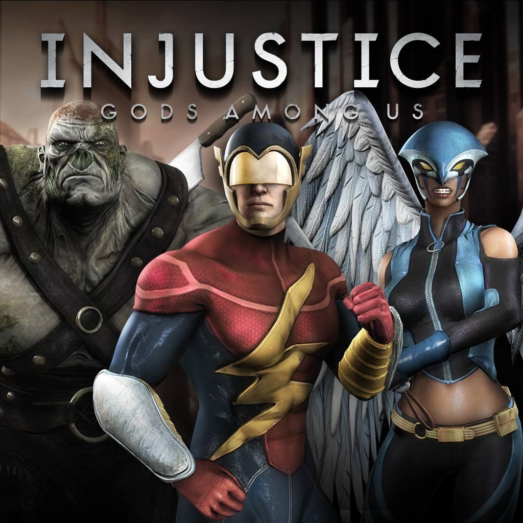 earth 2 flash injustice - photo #24