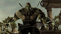 Injustice: Gods Among Us - Earth 2 Solomon Grundy Skin