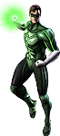 Injustice: Gods Among Us Green Lantern Render