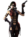 Injustice: Gods Among Us Harley Quinn Render