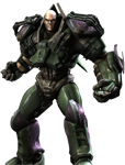 Injustice: Gods Among Us Lex Luthor Render