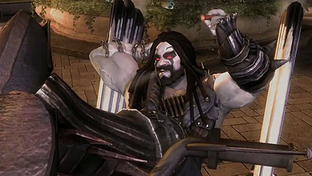 Lobo Trailer for Injustice: Gods Among Us