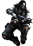 Injustice: Gods Among Us Lobo Render