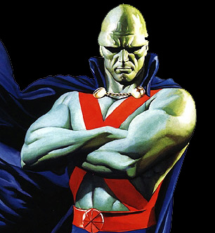 Martian Manhunter is the fifth Injustice DLC Character