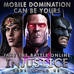 Injustice Gods AMong Us Mobile Edition 2.0