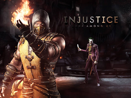 Injustice Gods Among Us Mobile Mortal Kombat X Scorpion