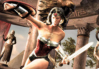 Injustice: Gods Among Us - New 52 Wonder Woman Skin