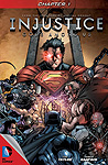 Injustice: Gods Among - Comic Book Digital Chapter 1 Cover